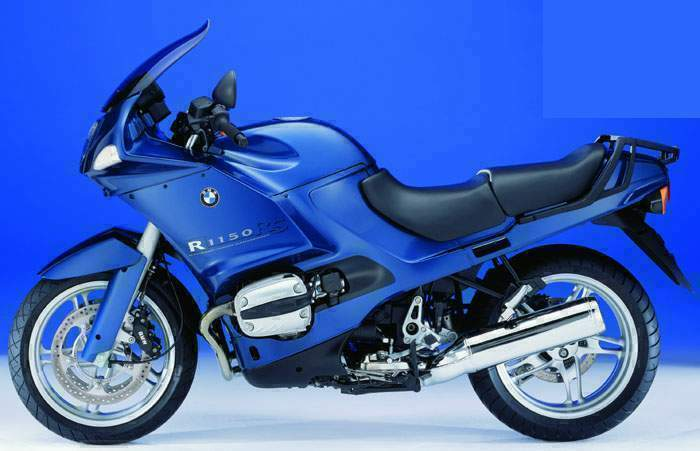 BMW R 1150RS technical specifications